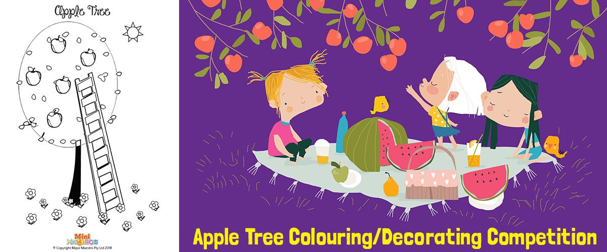 Apple Tree Comp
