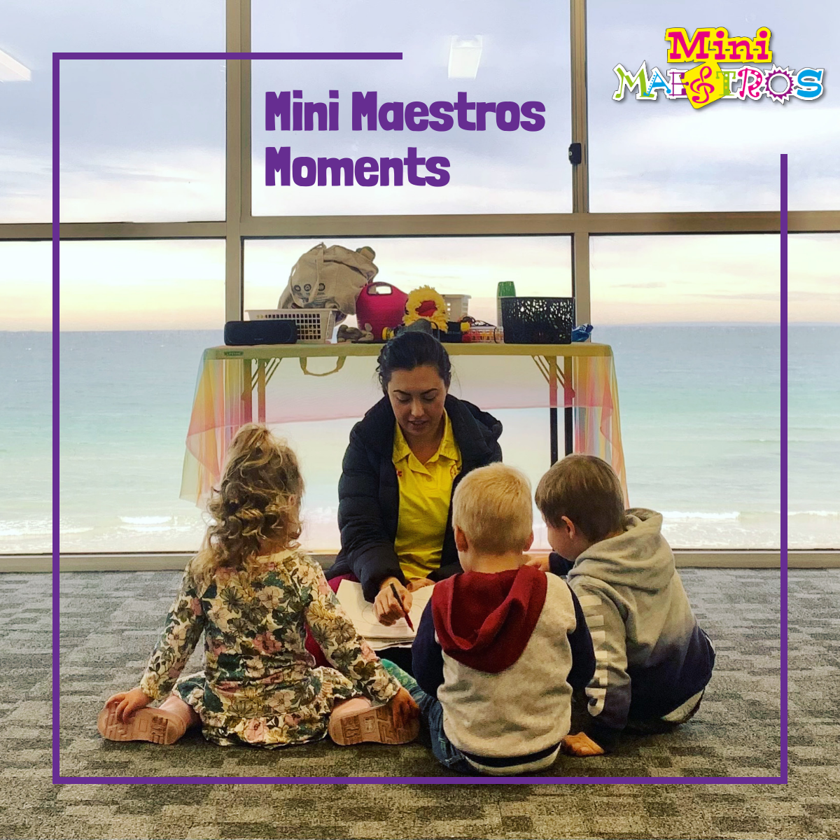 Mini Maestros Moments