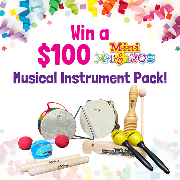 Win $100 Instrument Pack